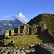 Trek de Choquequirao a Machu Picchu